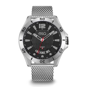 Men's Stainless Steel Mesh Bracelet Watch 37ESQ018101A