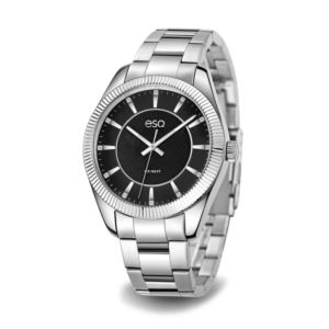 Men's Stainless Steel Bracelet Watch 37ESQ015401A