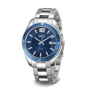 Men's Stainless Steel Bracelet Watch 37ESQ016001A