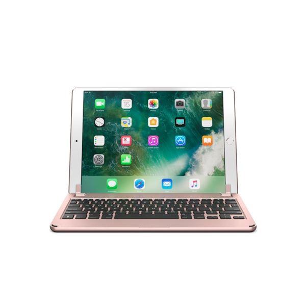 Aluminum Bluetooth Keyboard Series II for iPad Pro 10.5-inch - Rose Gold BRY8004-B