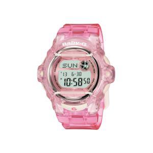Women's Baby-G Watch - Pink Resin BG169R-4