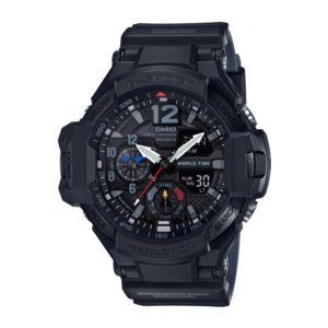 Men's G-Shock Watch - Red/Blue/Yellow GA1100-1A1