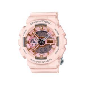 Women's G-Shock Watch - Pink GMAS110MP-4A1