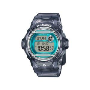 Women's Baby-G Watch - Grey Resin BG169R-8B