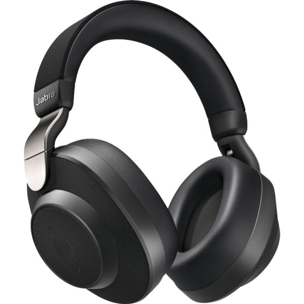 ELITE 85h Headset wireless noise cancelling over ear Black 100-99030000-02
