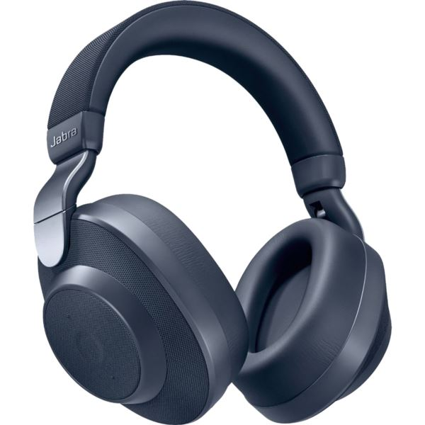 ELITE 85h Headset wireless noise cancelling over ear Navy 100-99030001-02