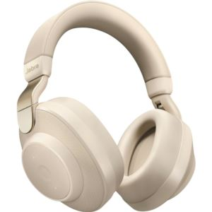 ELITE 85h Headset wireless noise cancelling over ear Gold 100-99030002-02