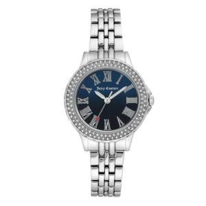 Women's Silver Bracelet Watch HSN-JC/1021NVSV