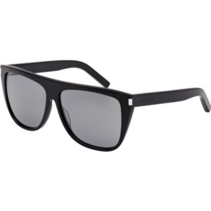 Women's SL1 Black/Grey Mirrored Sunglasses SL1-001