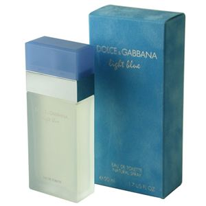 Light Blue Perfume for Women, 1.6 oz Eau De Toilette Spray DB-BLUEPERFUME17