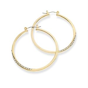 Hoop Earrings - Gold GJ-293306