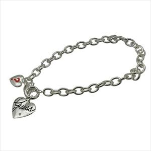 Heart Charm Necklace - Silver GJ-210455