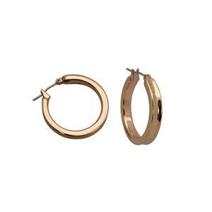 Rose Gold Hoop Earring GJ-344268