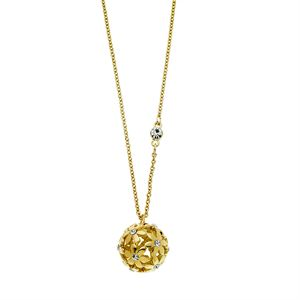 Flower Ball Necklace GJ-288679