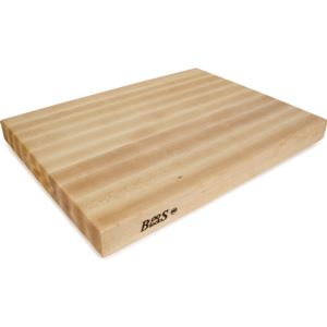 Maple Reversible Cutting Board with Hand Grips, 24'' x 18''x 2.25'' BOOS-RA03