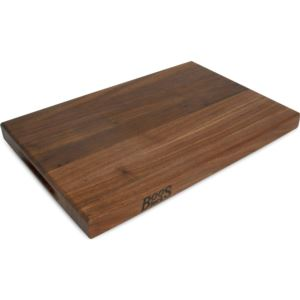 American Black Walnut Reversible Cutting Board, 18'' x 12'' x 1.5'' BOOS-WAL-R01