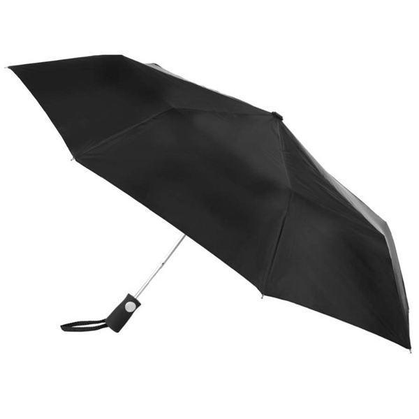 Auto Open Umbrella - Black 7107-BLK