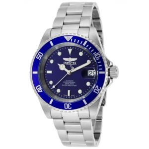 Men's Pro Diver Automatic 3 Hand Blue Dial Watch INV-9094OB