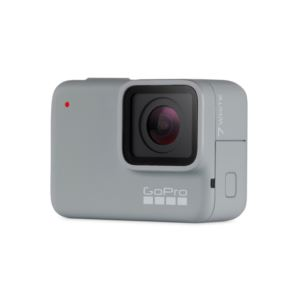 GoPro HERO7 White - Waterproof Digital Action Camera with Touch Screen 1080p HD Video 10MP Photos CHDHB-601