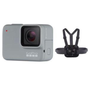 GoPro HERO7 White (CHDHB-601) + Chesty (AGHCM-001) CHDXX-709