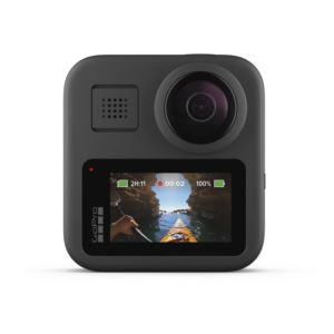 GoPro - MAX 360 Degree 5.6K Action Camera - Black CHDHZ-201