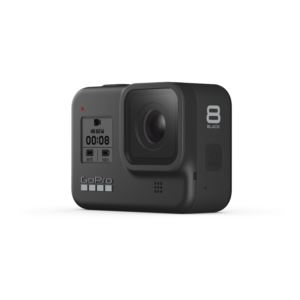 HERO8 Black 4K Waterproof Action Camera - Black CHDHX-801