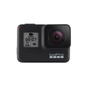 GoPro HERO7 Black - Waterproof Digital Action Camera with Touch Screen 4K HD Video 12MP CHDHX-701