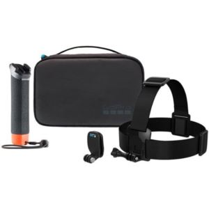 GoPro Camera Accessory Adventure Kit, Black AKTES-001