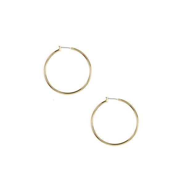 Gold-Tone Hoop Earrings 60155509-G03