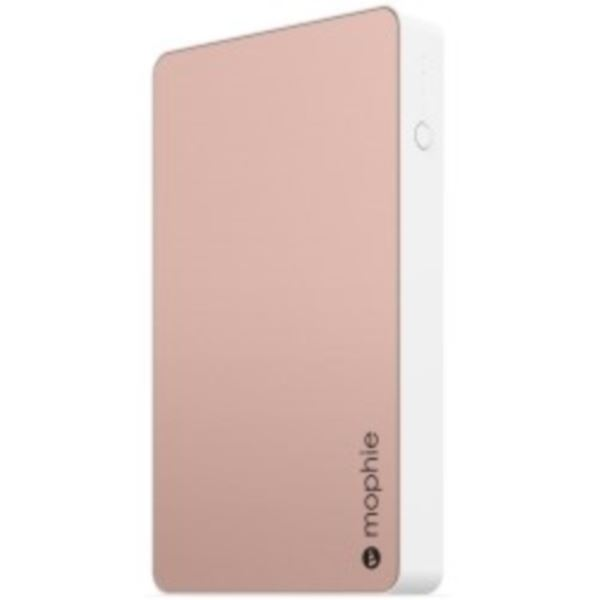 Universal Rose Gold Quick Charge External Battery (6000mAh) 3560_PWRSTION-6.2K-RGLD