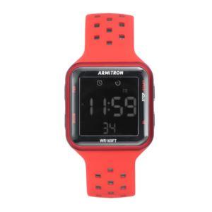 Unisex Sport Digital Watch - Red 40-8417RED