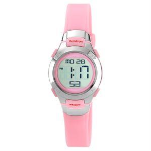 Women's Chronograph Pink Digital Watch 45-7012PNK