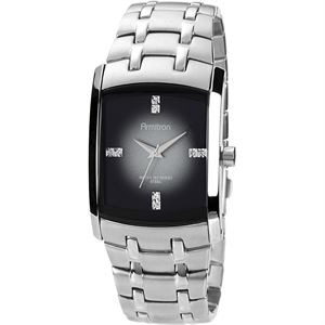 Men's Swarovski Crystal Accented Watch 20-4507DGSV
