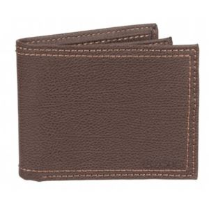 Men's RFID-Blocking Extra Capacity Slimfold Wallet - Brown 31LV130032