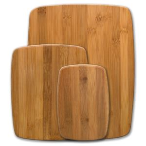 Bamboo Cutting Board - Set of 3 FB-5070344