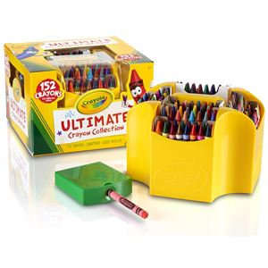 Ultimate Crayon Case - 152 Count CR-52-0030