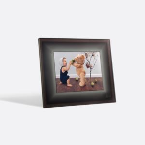 "Smart 9.7"" LCD Wi-Fi Digital Photo Frame - Charcoal 17495VRP"