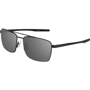 Men's Metal Aviator Sunglasses - Ruthenium/Silver PU0222S-001