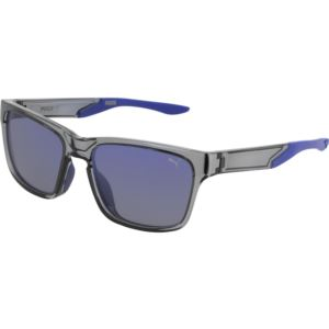 Men's Acetate Sunglass - Grey/Blue PU0169S-004