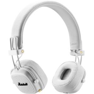 MAJOR III Bluetooth On-Ear Headphone, White 04092188