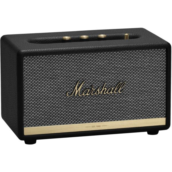 ACTON II Bluetooth Speaker, Black 1002481