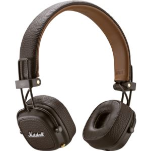 MAJOR III Bluetooth On-Ear Headphone, Brown 04092187