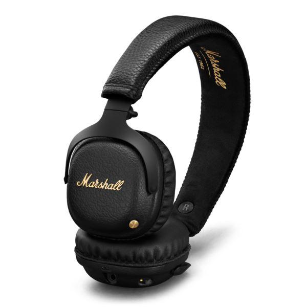 MID ANC Bluetooth On-Ear Headphone, Black 04092138