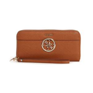 Kamryn Large Zip Around Wallet - Cognac GB-VG669146-COG