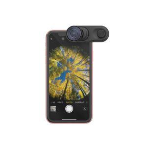 Fisheye + Super-Wide + Macro Essential Lenses for iPhone XR OC-0000297-EU