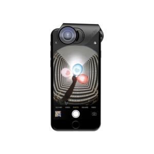 Fisheye + Super-Wide + Macro Essential Lenses for iPhone 8/7 & 8/7 Plus OC-0000284-EU