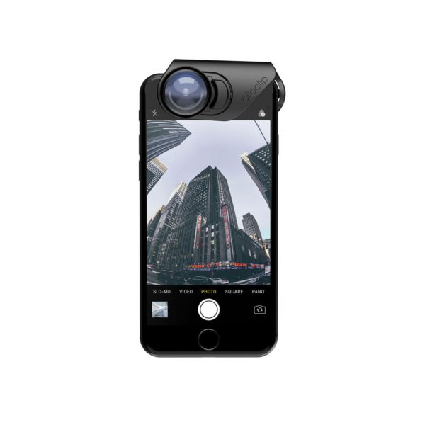 Ultra-Wide + Telephoto 2x Essential Lenses for iPhone 7/8 & 7/8 Plus OC-0000285-EU