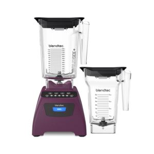 Classic 575 with Four Sided Jar and Wildside+ Jar-Purple C575A2318A