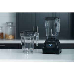 Classic 575 with Four Sided Jar and Wildside+ Jar-Black C575A2301A