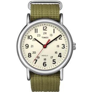 Unisex Weekender Watch - Olive T2N651